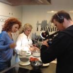 Cookiteca & BTV haciendo recetas con SOSA