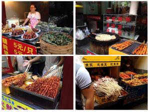 Comida tipica de Shangai