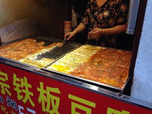 comida en china